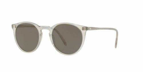 Authentique Oliver Peoples O'Malley Nyc OV5183MF-1608R5 Gris 5183 Mf Soleil