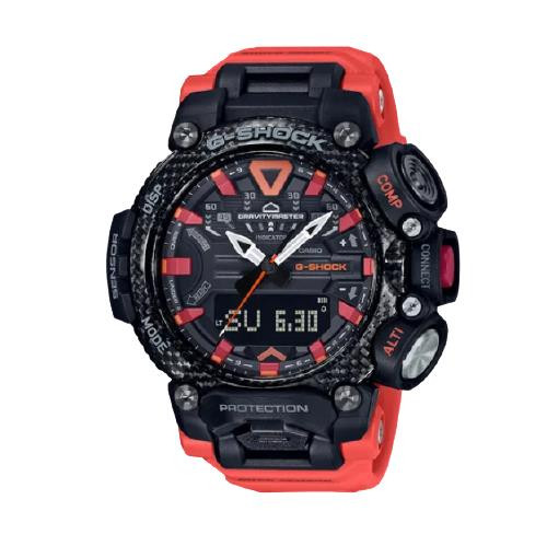 Authentic Casio G-Shock Gravity Master Quad Sensor Carbon Core Watch GRB200-1A9
