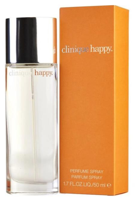 Authentic Happy Perfume by Clinique for Women EDP 1.7 oz New In Box