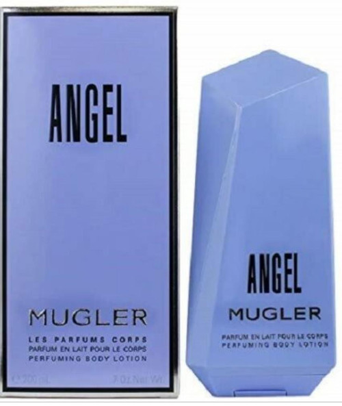 Authentic Angel Body Lotion by Thierry Mugler for Women 7.0 oz New In Box