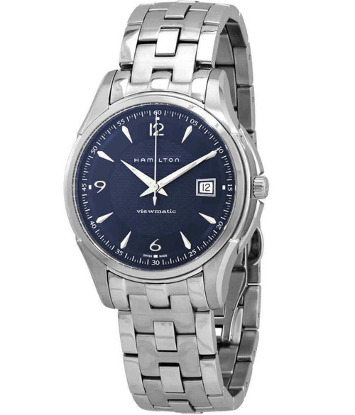 Authentic Hamilton Jazzmaster Viewmatic Auto StainlessSteel Mens Watch H32515145