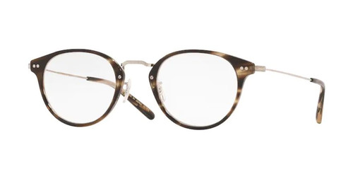 Authentic Oliver Peoples 0OV 5423D CODEE 1612 Cinder Cocobolo Women's Eyeglasses