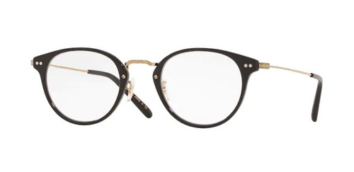 Authentic Oliver Peoples 0OV 5423D CODEE 1005 Black Women's Oval Eyeglasses