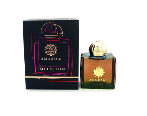 Authentic AMOUAGE IMITATION By AMOUAGE 3.4 Oz EDP SP For Women New In Box