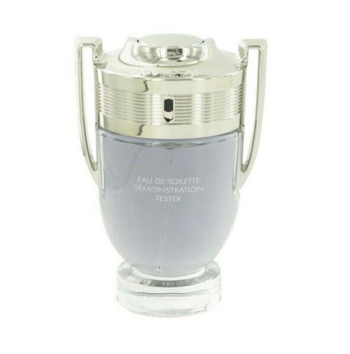 Authentic PACO INVICTUS By PACO RABANNE For Men 3.4 Oz EDT SP Tester In Box