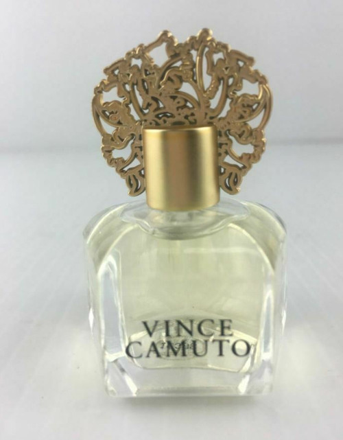 VINCE CAMUTO Perfume For Women 0.25 Oz EDP SP Mini Tester In Box
