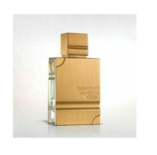 Authentic AMBER OUD GOLD By AL HARAMAIN For Women 2 Oz EDP SP Tester In Box