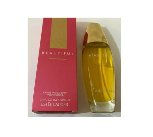 Authentic BEAUTIFUL By ESTEE LAUDER for Women EDP 3.4 oz New In Box