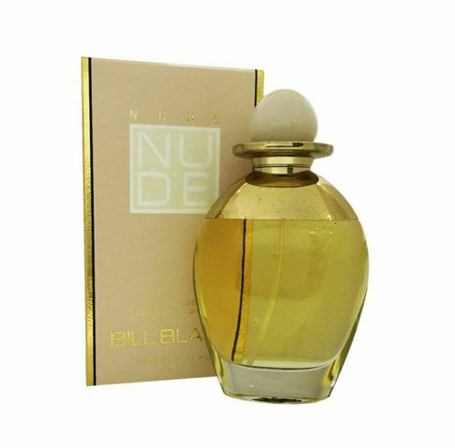 Authentic NUDE By BILL BLASS for Women COLOGNE 3.4 oz New In Box