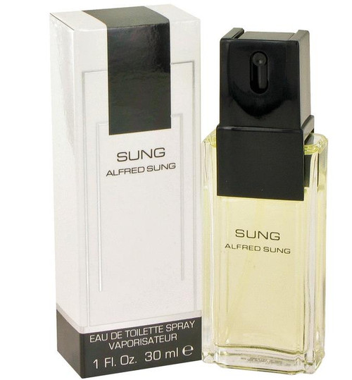 Alfred Sung Perfume by Alfred Sung For Women EDT 1 oz New In Box