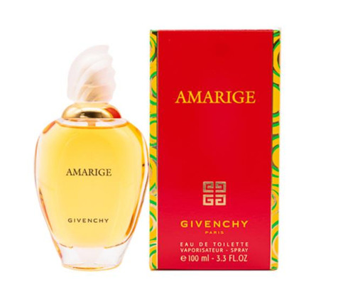 Amarige Perfume by Givenchy for Women EDT 3.4 oz New In Box