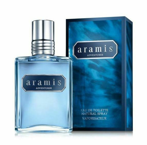 Authentic Aramis Adventurer Cologne by Aramis for Men EDT 3.7 oz New In Box