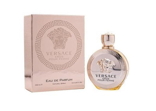 Versace Eros Perfume by Versace for Women EDP 3.4 oz New In Box