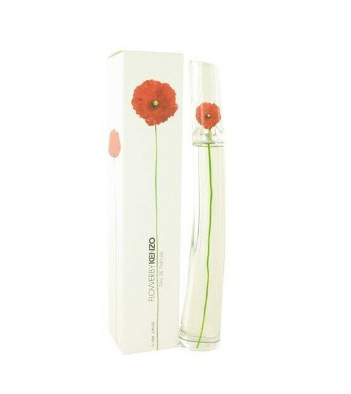 Authentic Kenzo Flowers Perfume by Kenzo for Women EDP 3.4 oz New In Box