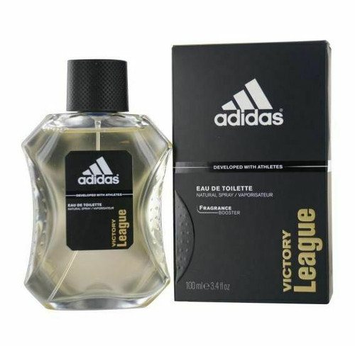 Authentic Adidas Victory League Cologne by Adidas for Men EDT 3.4 oz New In Box