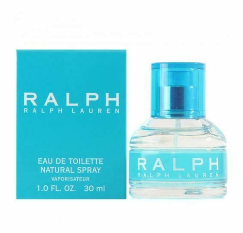 Authentic Ralph Perfume by Ralph Lauren for Women EDT 1 oz New In Box