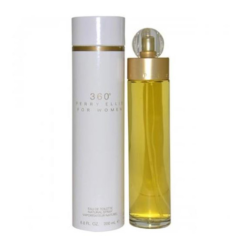 Authentic 360 Perfume by Perry Ellis for Women EDT 6.8 oz New In Box