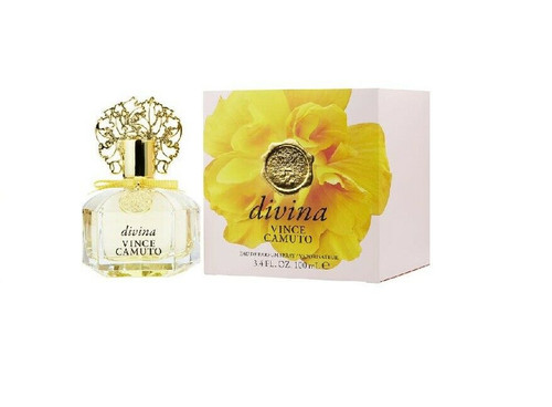 Vince Camuto Divina Perfume by Vince Camuto for Women EDP 3.4 oz New In Box