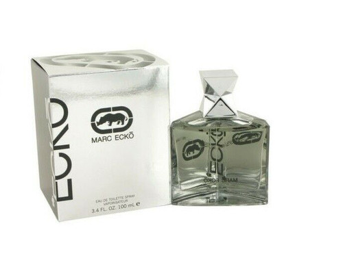 Authentic Marc Ecko Cologne by Marc Ecko for Men EDT 3.4 oz New In Box