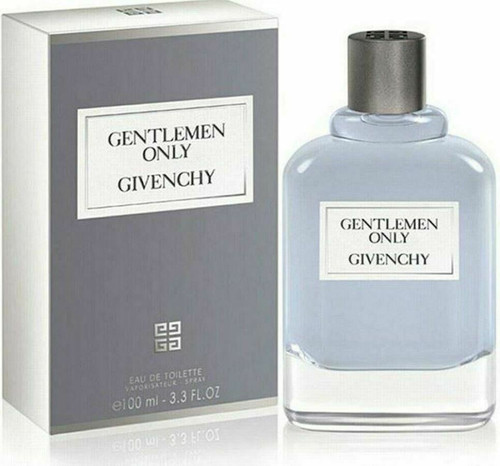 Authentic Gentlemen Only Cologne by Givenchy for Men EDT 3.3 oz New In Box