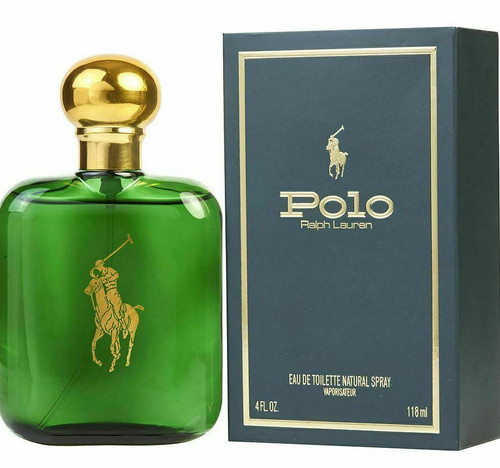 Polo Cologne by Ralph Lauren for Men EDT 4 oz New In Box
