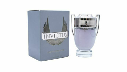 Authentic Paco Invictus Cologne by Paco Rabanne for Men EDT 5.1 oz New In Box