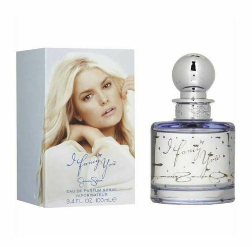 Authentic I Fancy You Perfume by Jessica Simpson for Women EDP 3.4 oz New In Box
