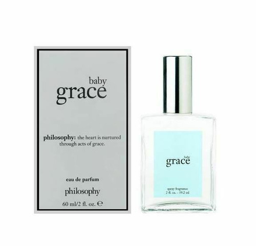 Authentic Baby Grace Perfume by Philosophy for Women EDP 2 oz New in Box