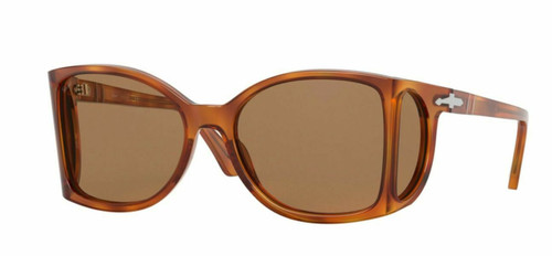 Authentic Persol 0PO0005-96/53 Terra di Siena 005 Sunglasses