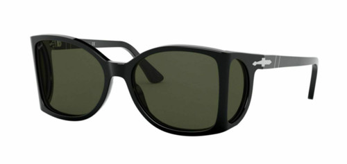 Authentic Persol 0PO0005-95/31 Black 005 Sunglasses