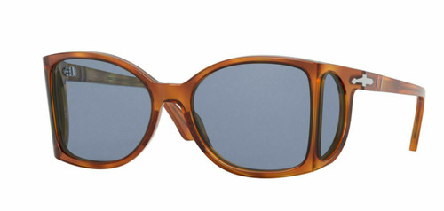 Authentic Persol 0PO0005-96/56 Terra di Sienna 005 Sunglasses