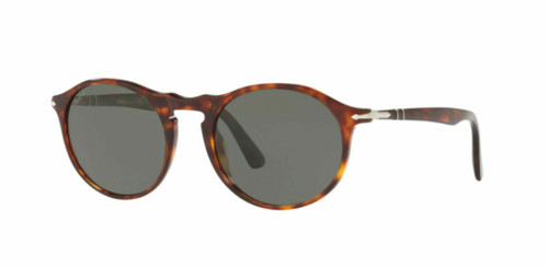 Authentic Persol 0PO3204SM-24/58 Havana Polarized 3204 sm Sunglasses