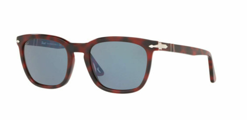 Authentic Persol 0PO3193S-110056 Red Grid 3193 s Sunglasses