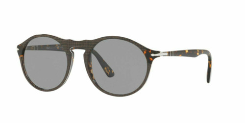 Authentic Persol 0PO3204SM-1093P2 P Galles Grey Polarized 3204 sm Sunglasses
