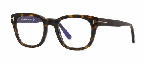Authentic Tom Ford FT 5542 B 052 Dark Havana Eyeglasses