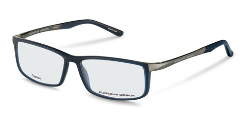 Authentic Porsche Design P 8228 E Blue Eyeglasses