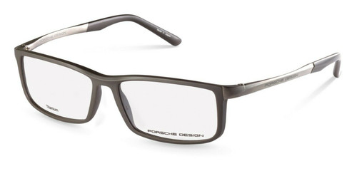 Authentic Porsche Design P 8228 C Grey Eyeglasses