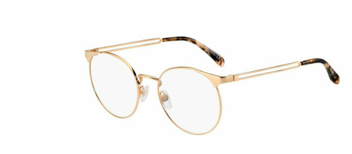 Authentic Givenchy Gv0096-0DDB Gold Copper 0096 Eyeglasses