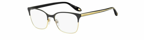 Authentic Givenchy Gv0076-02M2 Black Gold 0076 Eyeglasses
