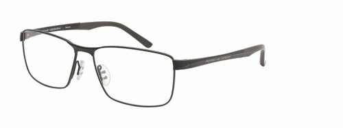 Authentic Porsche Design P 8273 A Black Eyeglasses