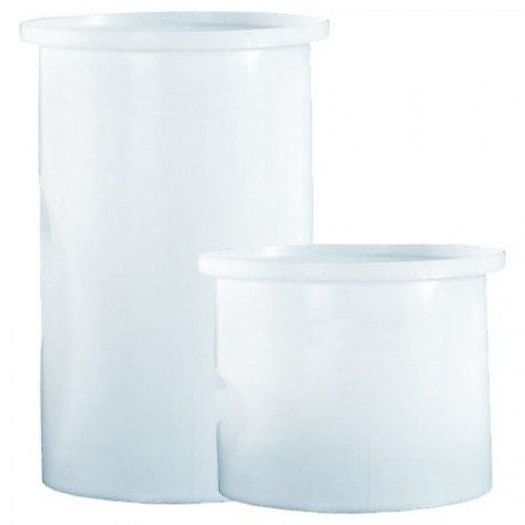 6 Gallon Cylindrical Open Top Tank  | 6RCOT