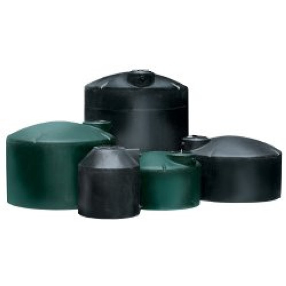 6500 Gallon Vertical Water Storage Tank   43876