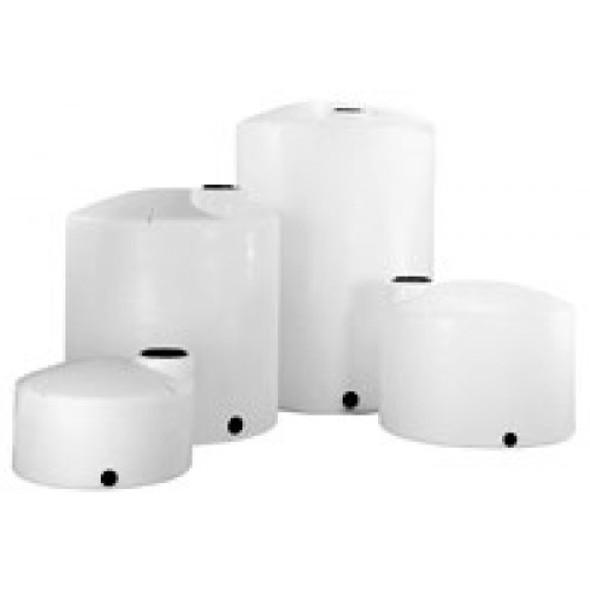 22 Gallon Vertical Plastic Storage Tank | 43608