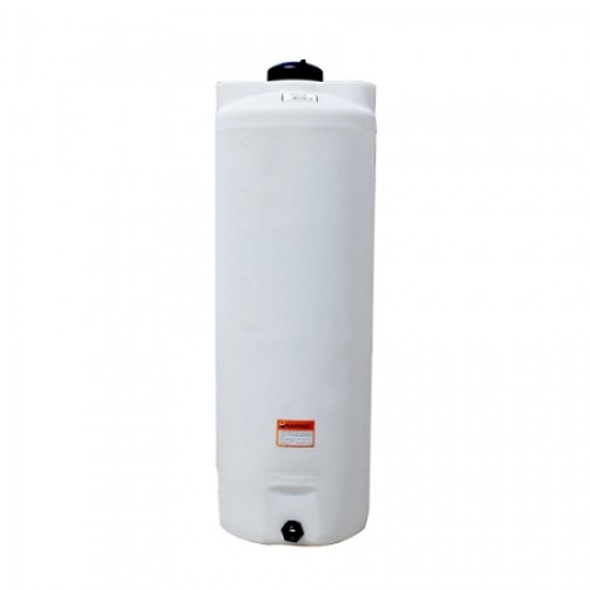 50 Gallon Vertical Plastic Storage Tank | 41865