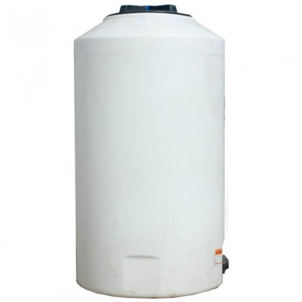 165 Gallon Vertical Plastic Storage Tank | 40281