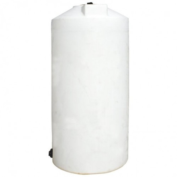 250 Gallon Vertical Plastic Storage Tank | 41854