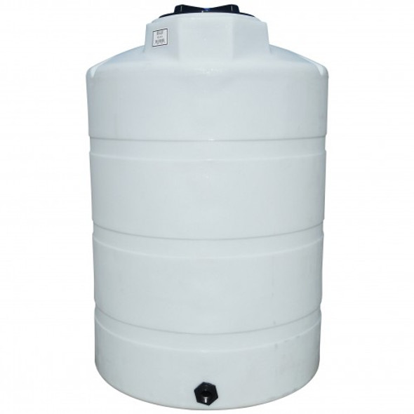 500 Gallon Vertical Plastic Storage Tank | 40148