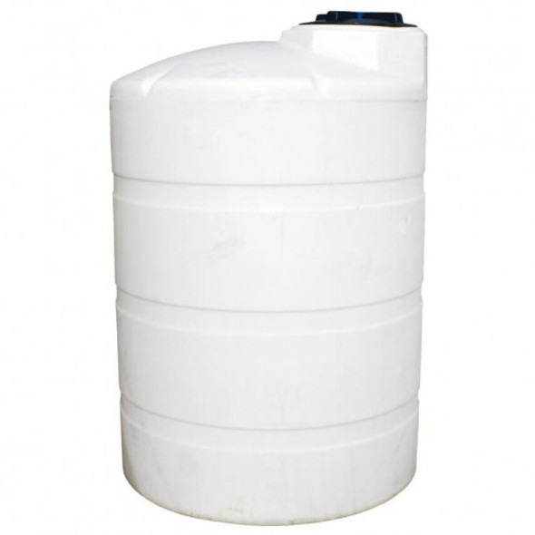 1000 Gallon Vertical Plastic Storage Tank | 40152