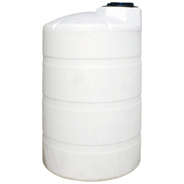 1500 Gallon Vertical Plastic Storage Tank | 40144