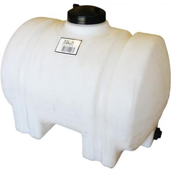 35 Gallon Horizontal Leg Tank | 45223